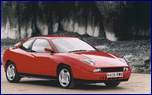 Coupe FIAT, 1998